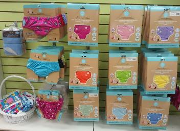 Online clothing stores. Cloth diapers store